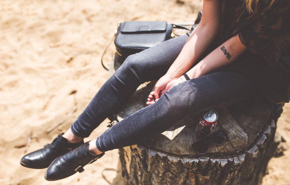 Chaussures Mode : la santiag 2017