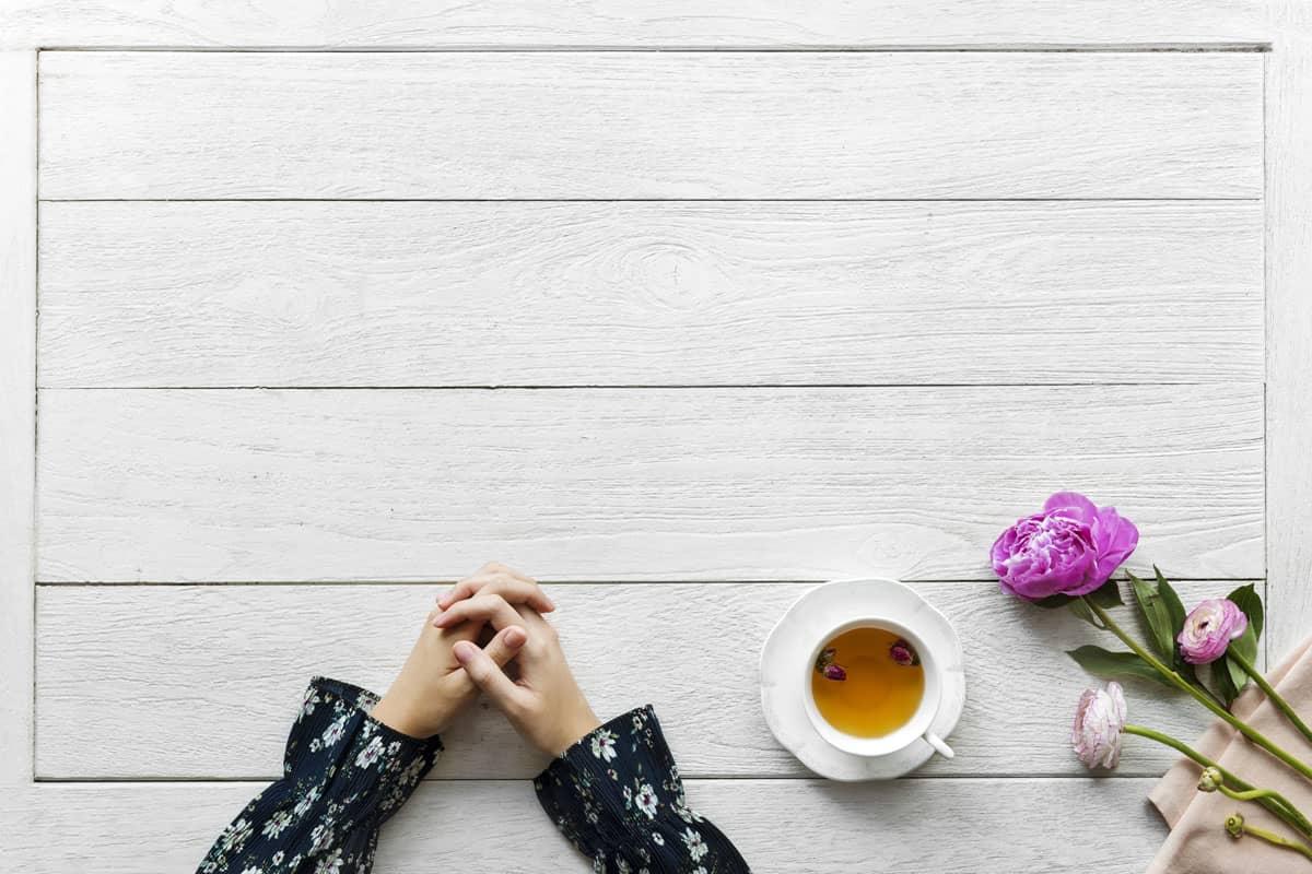 Anti-cellulite : tisanes et thé vert