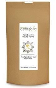 Poudre de Henné Neutre 250 g, Centifolia