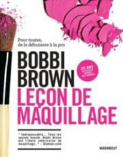 Leçon de maquillage, Bobbi Brown
