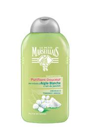 Le Petit Marseillais, Shampooing Cheveux Regraissant Vite