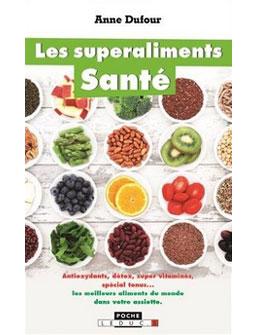 Livre Les Super Aliments Santé