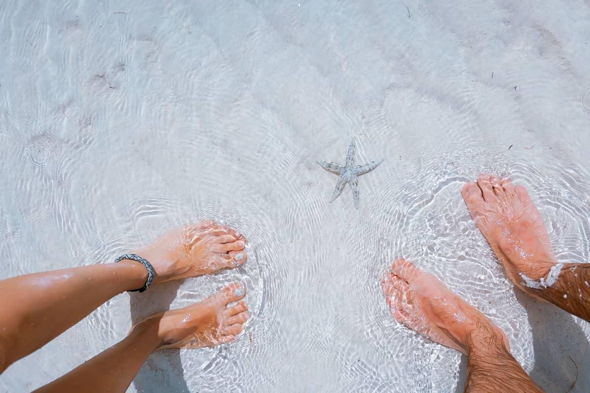 Ongles : astuces pour les orteils