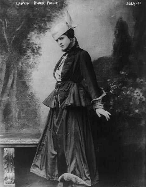 Histoire de la Mode : Lanvin 1915