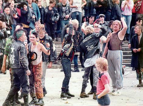 Histoire de la Mode, les mouvements contestataires des années 1980