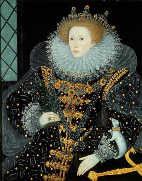 Élisabeth Ière, reine d'Angleterre