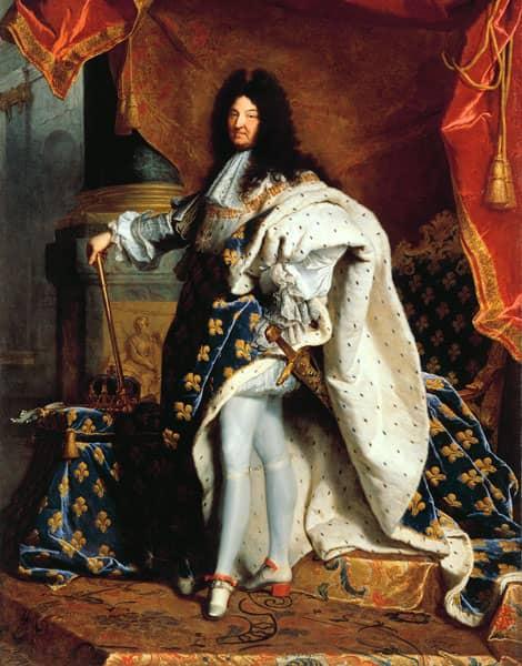 Louis XIV, une mode de démesure