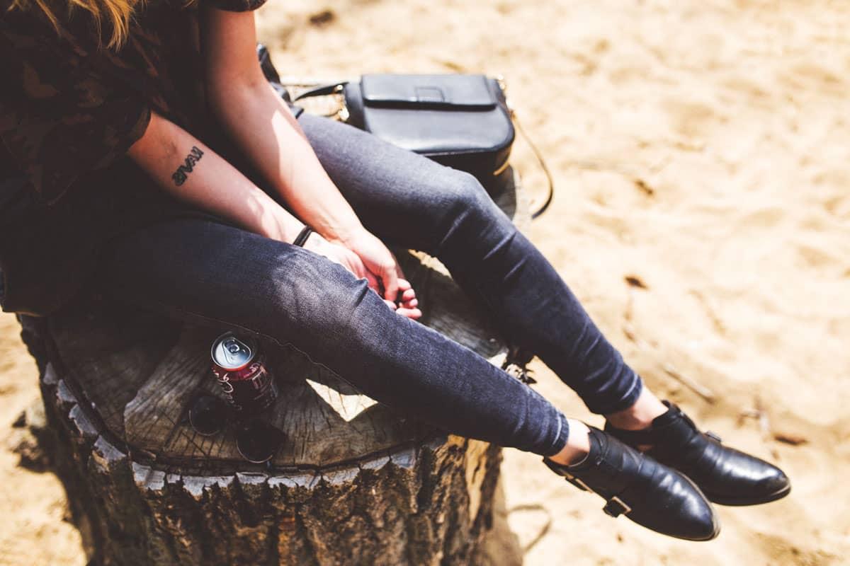 Les santiags : chaussure tendance