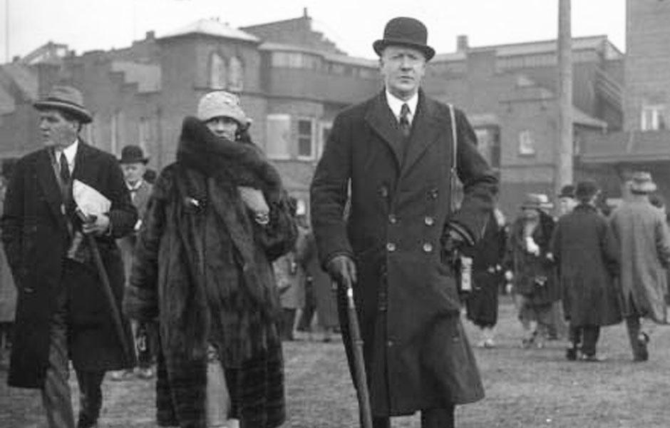 Coco Chanel et le Duc de Westminster, années 1920