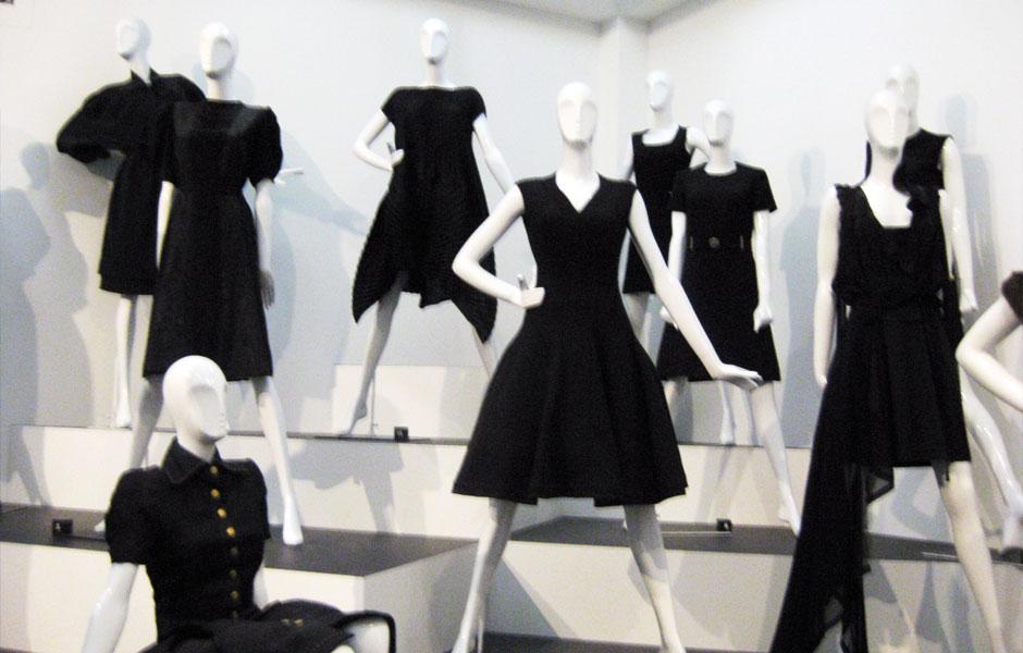 La Petite Robe noire par Chanel