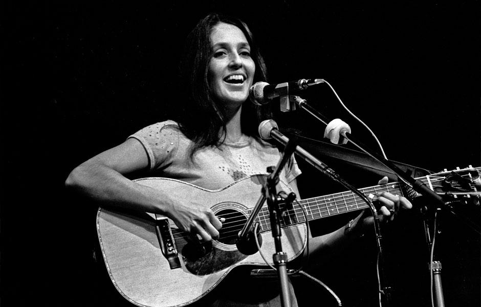 1973, Joan Baez