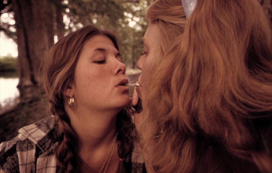 Les années 1970, hippies cool