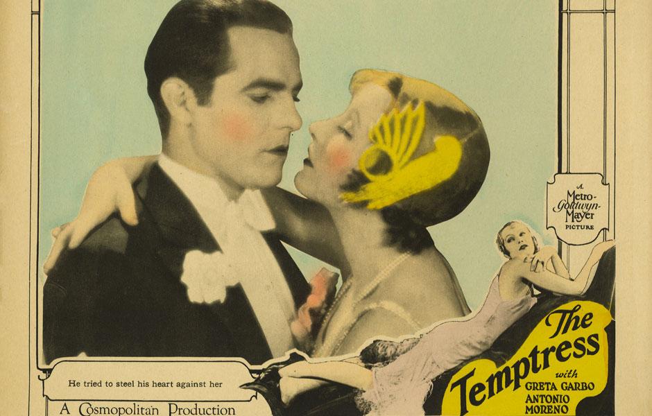 Coupe garçonne : Greta Garbo, 1926
