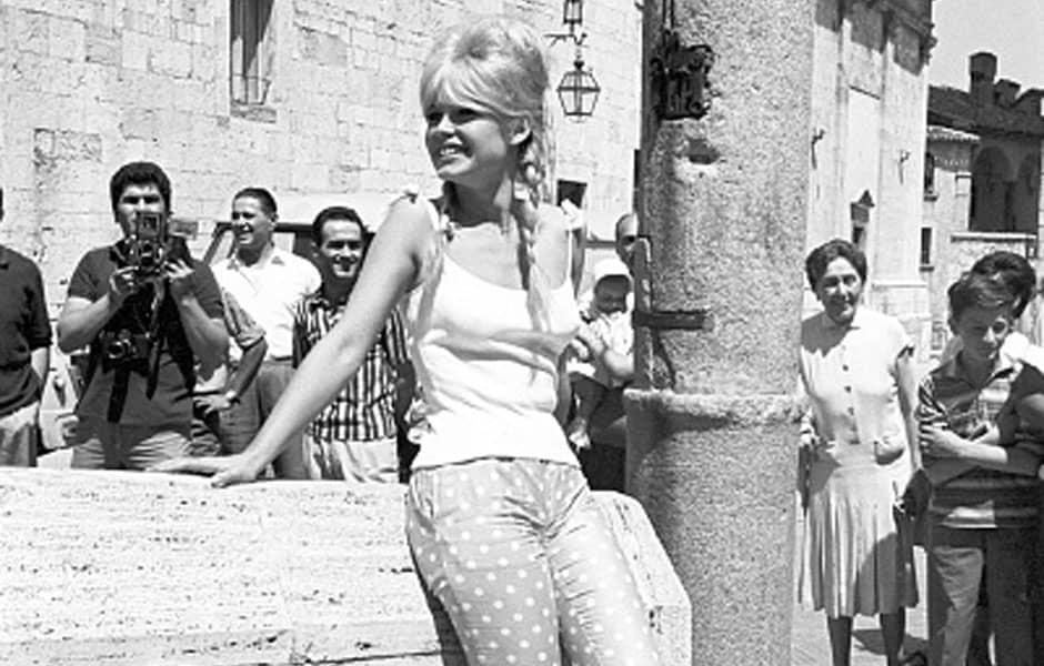 Brigitte Bardot, Les années 1960