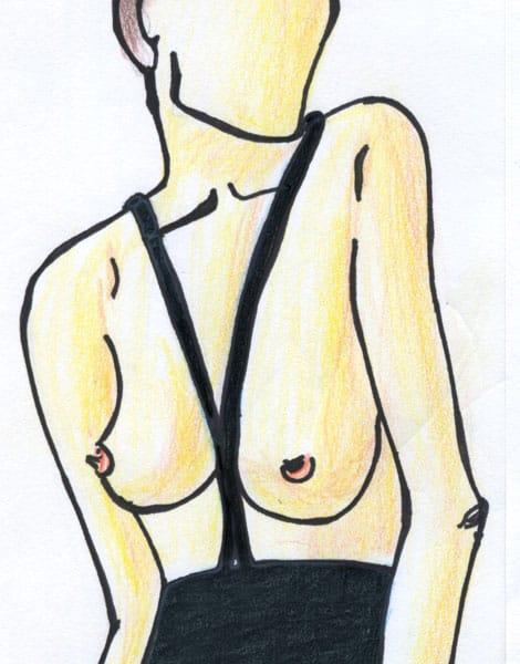 Le monokini inventé en 1964