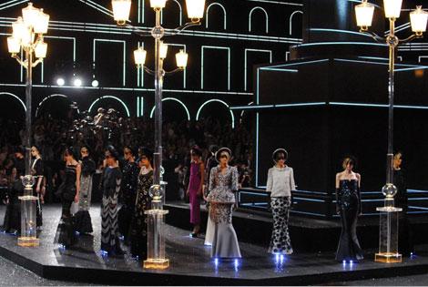 Chanel Haute Couture automne-hiver 2011-2012