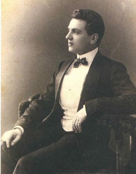 Ernest Beaux, créateur du N°5 de Chanel