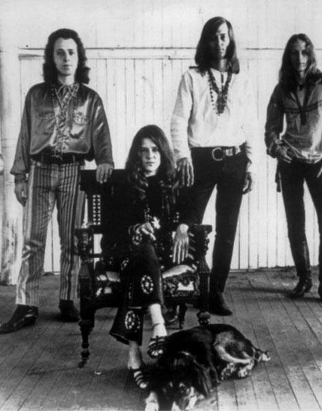 1968, Janis Joplin