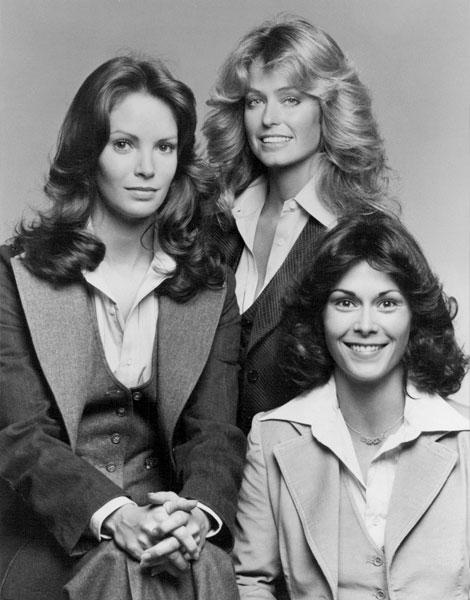 """Les """"Drôles de Dames"""" en 1976"""