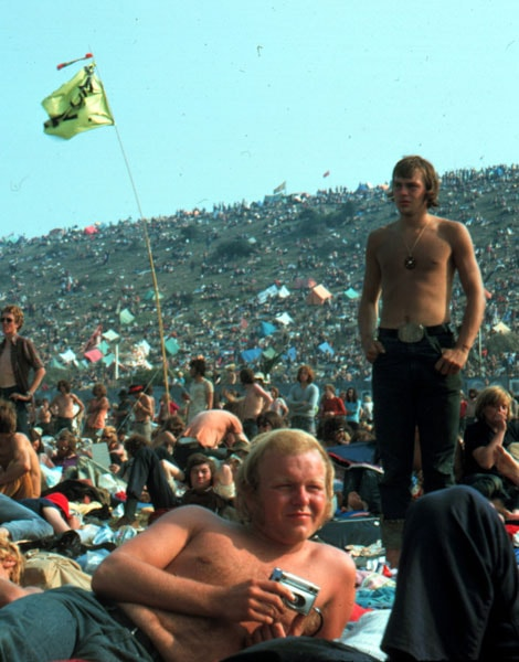 1970, Festival de l'île de Wight