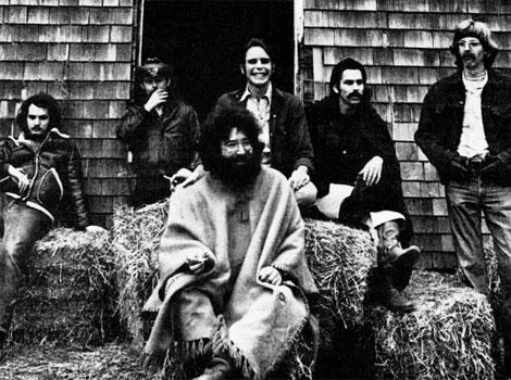 1970, Grateful Dead