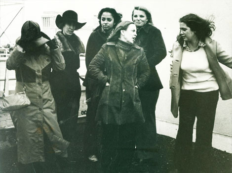 1971, les féministes du Westbeth Playwrights Feminist Collective