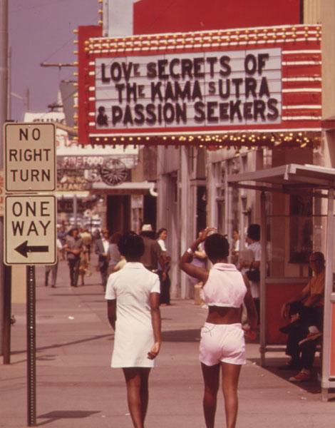 1973, Charleston West Virginia