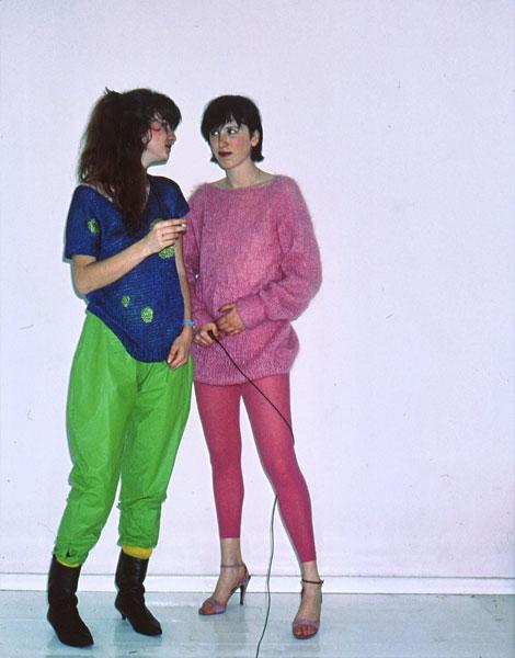 1979, les couleurs fluos annoncent la mode des années 1980