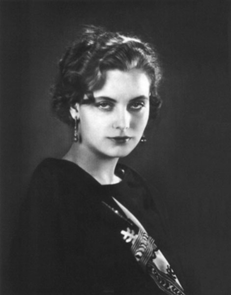 Greta Garbo en 1925