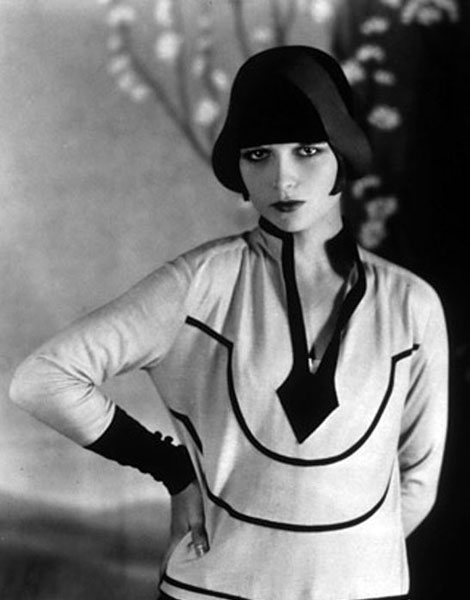 Louise Brooks en 1928