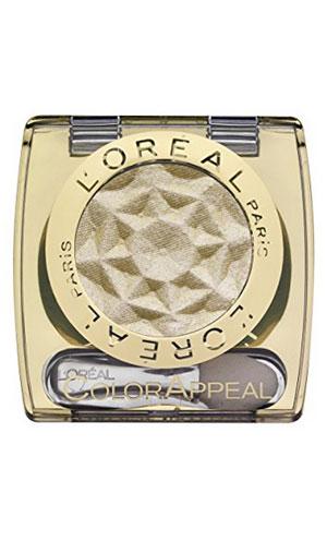 Ombre à paupières dorée, L'Oréal