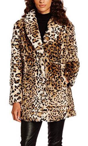 Manteau imprimé léopard Tommy Hilfiger
