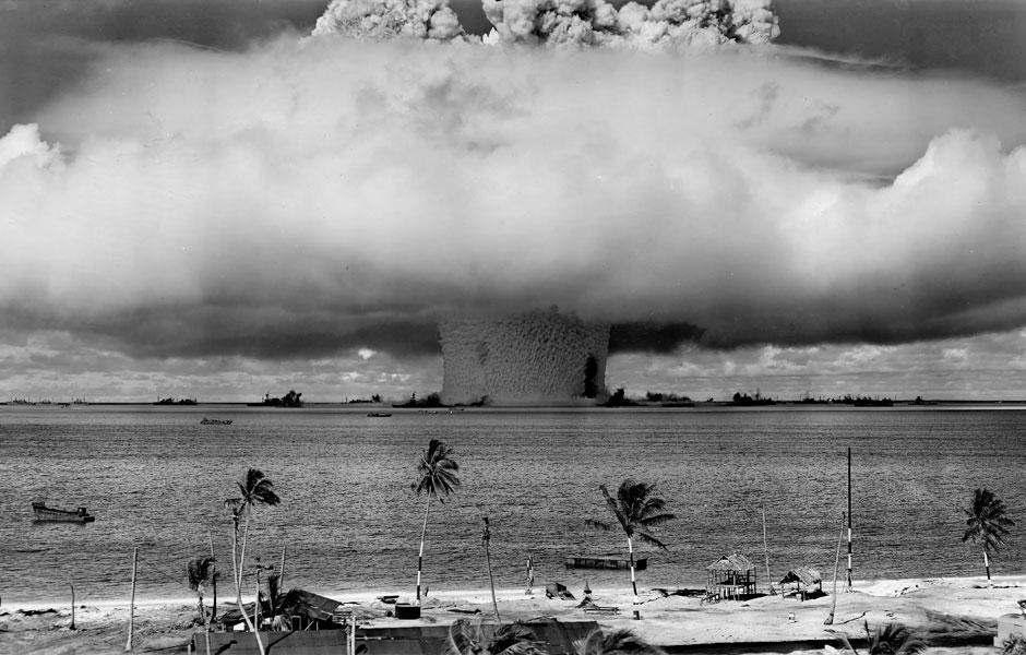 L'atoll Bikini