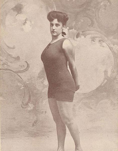 Annette Kellerman autour de 1910