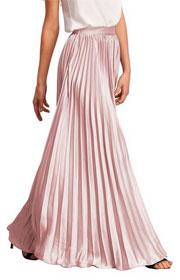 Longue jupe plisseé, Romwe