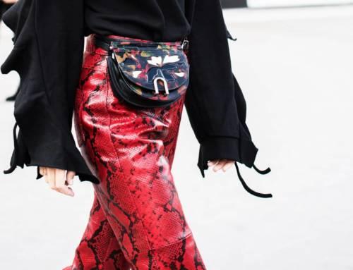 Tendances Mode : le sac banane | Comment le porter ? Astuces relooking