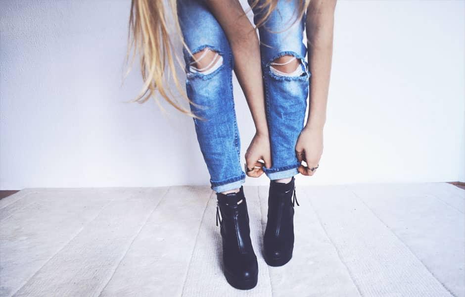 Mode : Le jean slim