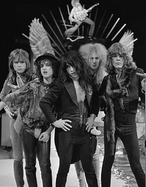 Le slim : les New York Dolls