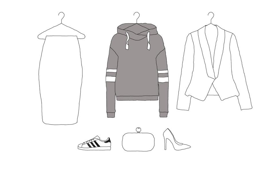 Mode Hiver 2017 : le hoodie (sweat à capuche)