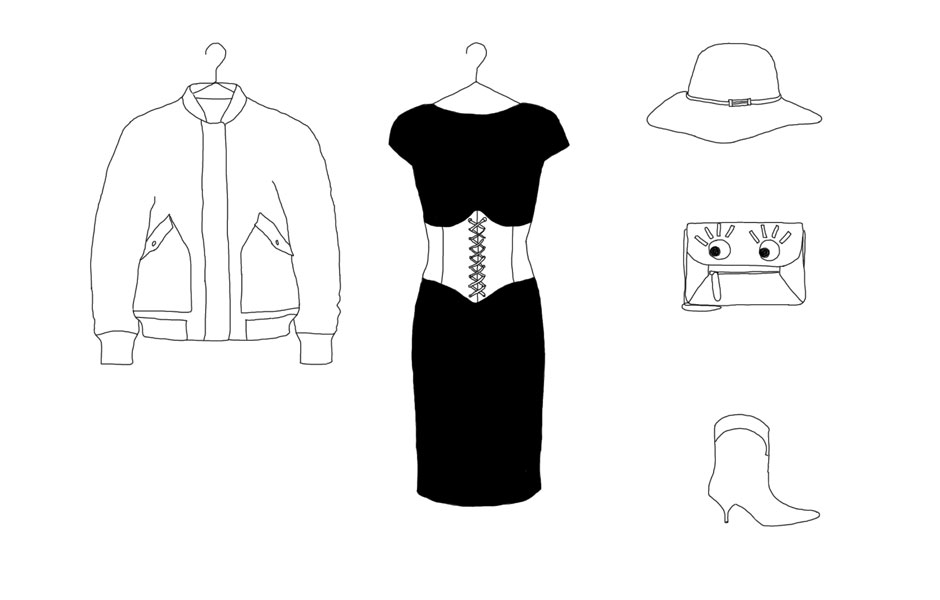 Mode Hiver 2017 : la ceinture corset