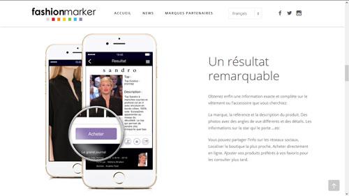 Appli Mode gratuite : FashionMarker