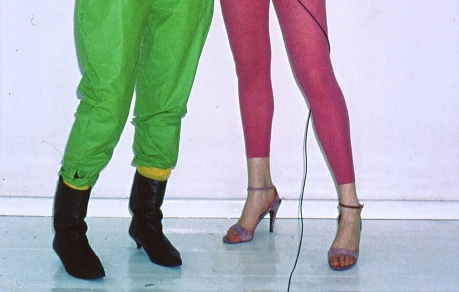 Mode des années 1980 : les couleurs fluos