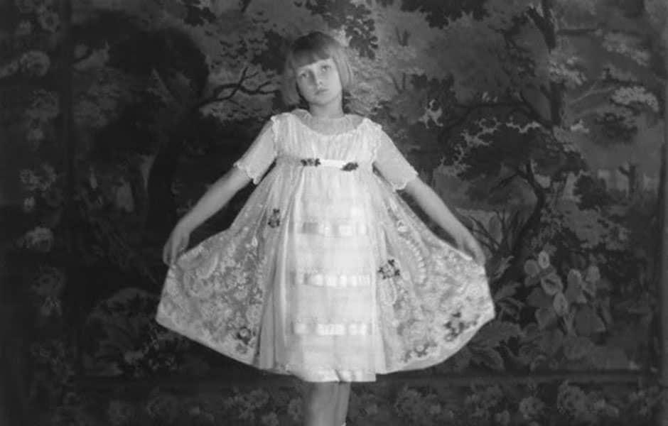 Lanvin, la mode enfantine