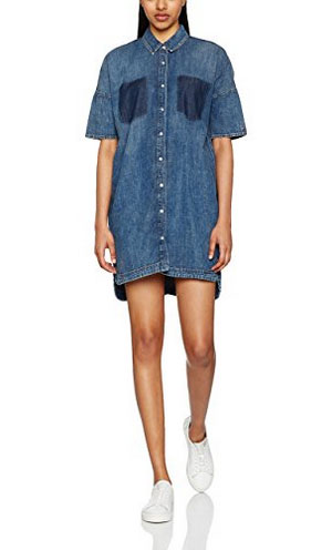 Robe en denim Tommy Hilfiger