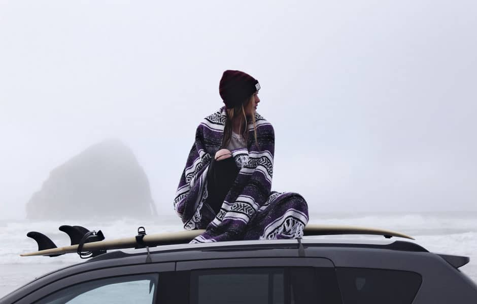 Mode bohème : le poncho, le kimono