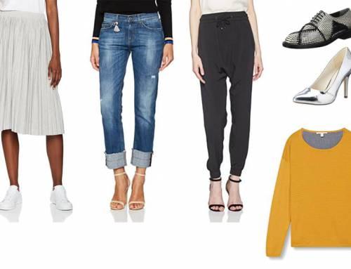 Basiques Mode : ces 20 vêtements, accessoires et chaussures must have!