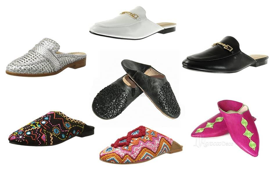 Mode chaussures : la babouche