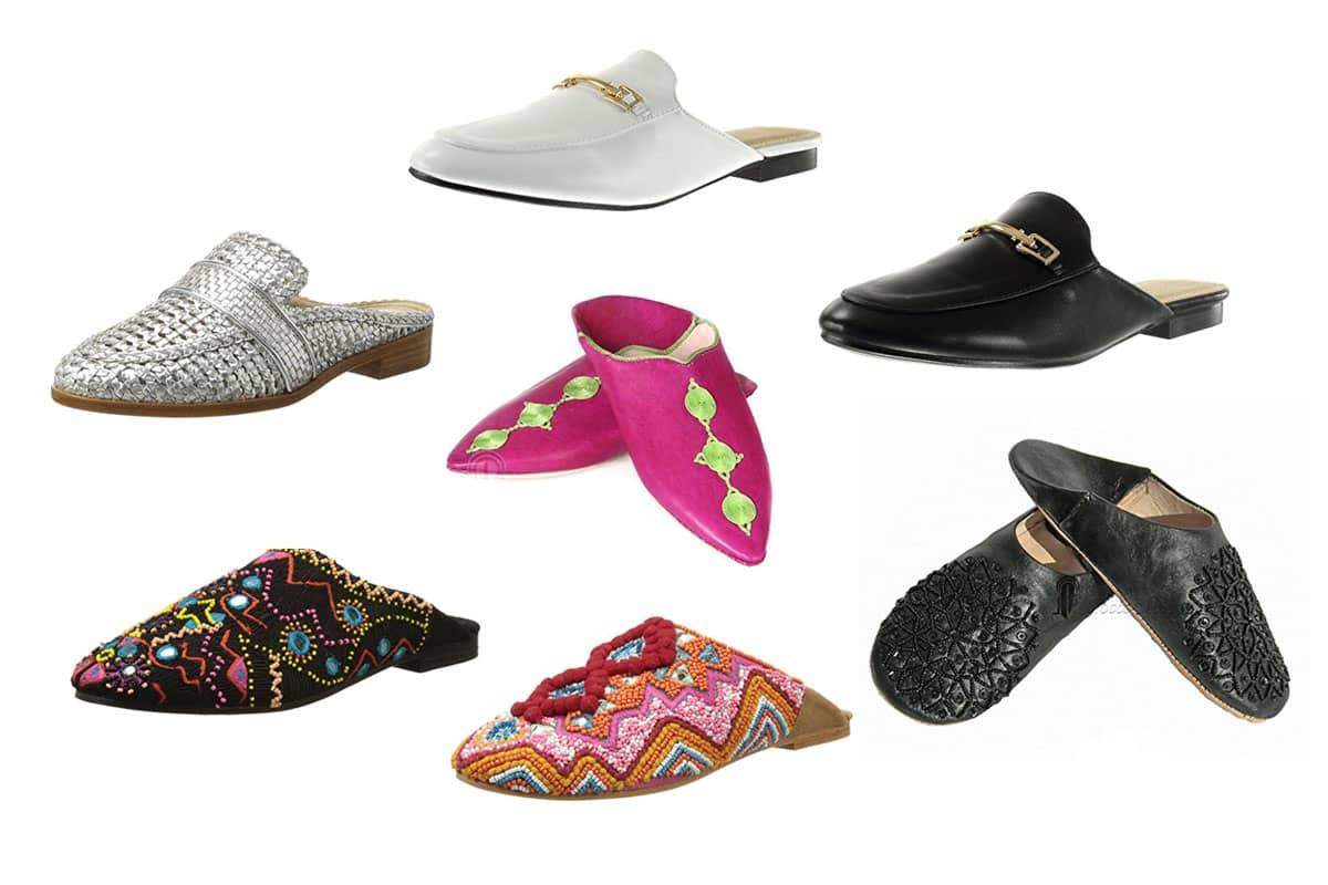 La babouche, chaussure star de l'été