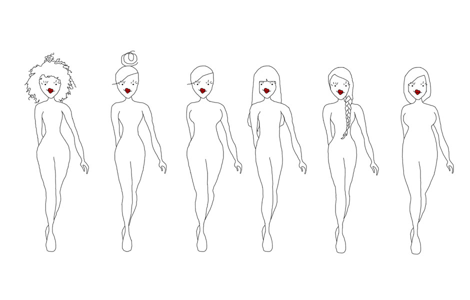 Relooking : lse 6 morphologies