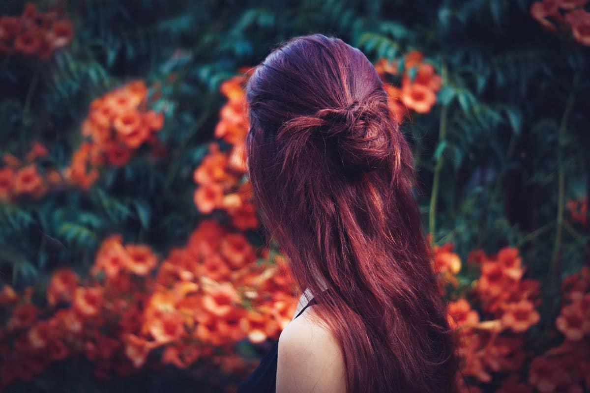 Coloration des cheveux : rousse ?